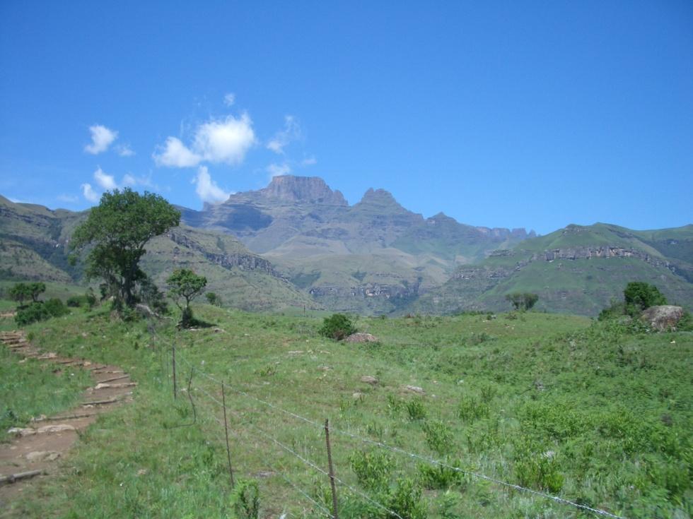 30 Drakensbergen 17